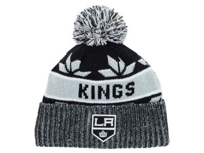 Los Angeles Kings Old Time Hockey NHL Dasher Pom Knit