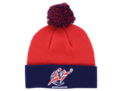 Washington Wizards adidas NBA 2014 Team Cuff Knit