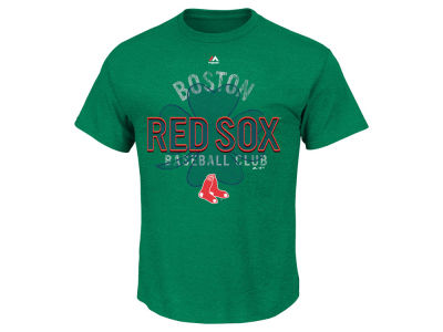 Boston Red Sox Majestic MLB Men's Celtic Circle T-Shirt