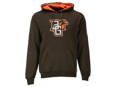 Bowling Green Falcons NCAA Men's Big Logo Hoodie