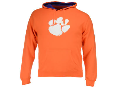 Clemson Tigers NCAA Men's Big Logo Hoodie