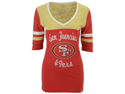 San Francisco 49ers '47 NFL Women's Gameday Debut Shirt