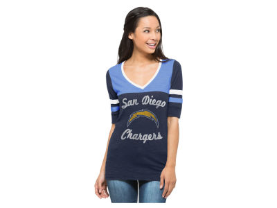 Los Angeles Chargers '47 NFL Women's Gameday Debut Shirt