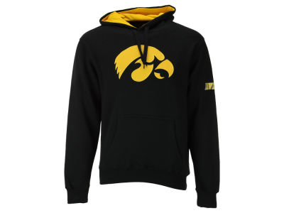 Iowa Hawkeyes NCAA Men's Big Logo Hoodie