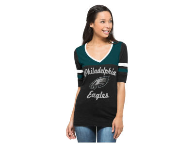 Philadelphia Eagles '47 NFL Women's Gameday Debut Shirt
