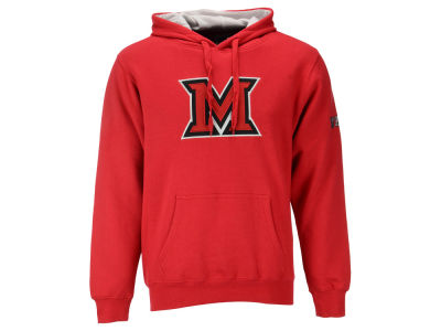 Miami (Ohio) Redhawks NCAA Men's Big Logo Hoodie