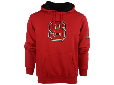 North Carolina State Wolfpack NCAA Men's Big Logo Hoodie