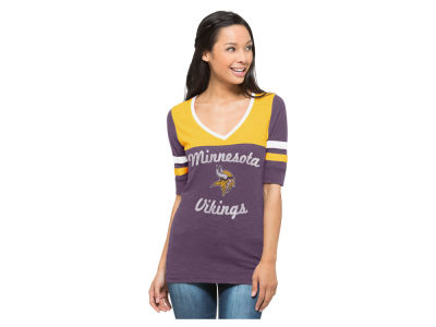 Minnesota Vikings '47 NFL Women's Gameday Debut Shirt