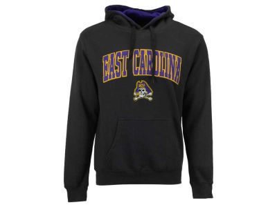 East Carolina Pirates Colosseum NCAA Men's Arch Logo Hoodie
