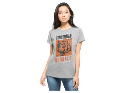Cincinnati Bengals '47 NFL Women's Hero T-Shirt