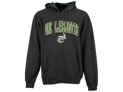 Charlotte 49ers NCAA Men's Arch Logo Hoodie