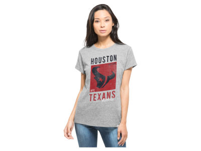 Houston Texans '47 NFL Women's Hero T-Shirt
