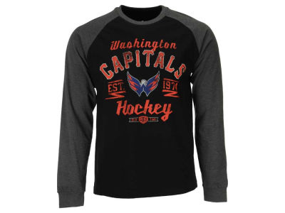 Washington Capitals NHL Men's Empire Raglan Shirt