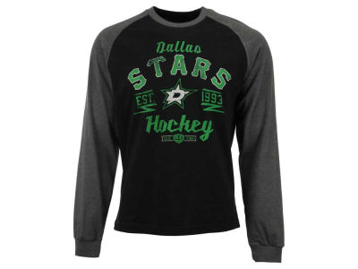 Dallas Stars NHL Men's Empire Raglan Shirt