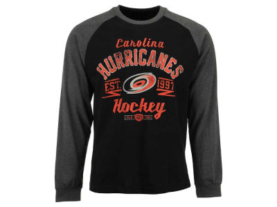 Carolina Hurricanes NHL Men's Empire Raglan Shirt