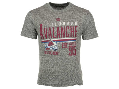 Colorado Avalanche NHL Men's Combine Tri-Blend T-Shirt