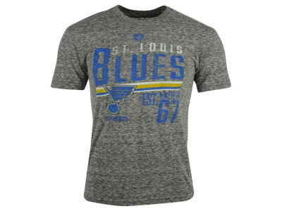 St. Louis Blues NHL Men's Combine Tri-Blend T-Shirt