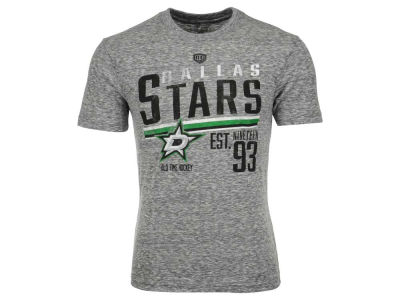 Dallas Stars NHL Men's Combine Tri-Blend T-Shirt