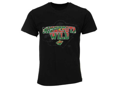 Minnesota Wild NHL Men's Mystic T-Shirt