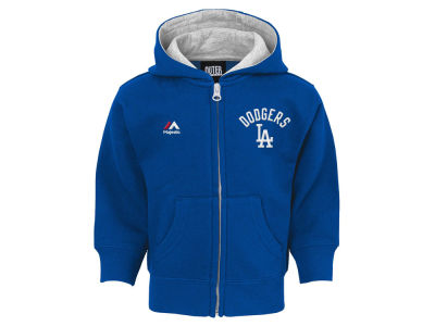 Los Angeles Dodgers MLB Infant Basic Play Full Zip Hoodie