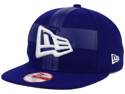 Dominican Republic Dominican Republic Branded Flag Front 9FIFTY Original Fit Snapback Cap