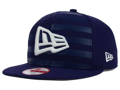 United States of America Branded Flag Front 9FIFTY Original Fit Snapback Cap