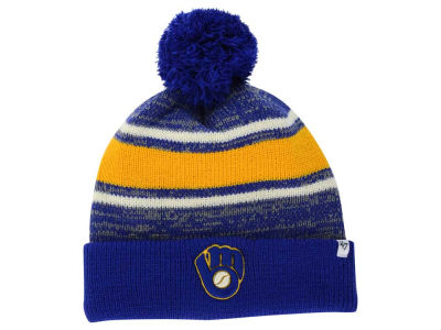 Milwaukee Brewers '47 MLB '47 Fairfax Knit