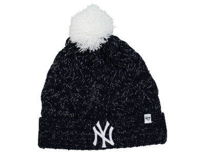 New York Yankees '47 MLB Women's '47 Fiona Pom Knit