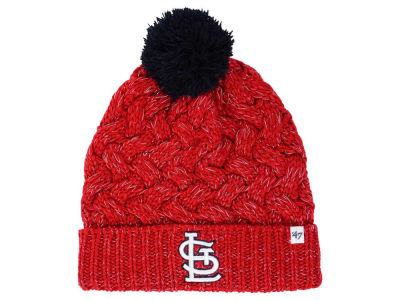 St. Louis Cardinals '47 MLB Women's '47 Fiona Pom Knit