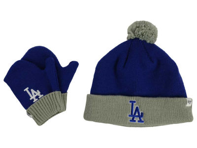 Los Angeles Dodgers '47 MLB Toddler '47 Bam Bam Knit Set