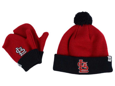 St. Louis Cardinals '47 MLB Toddler '47 Bam Bam Knit Set