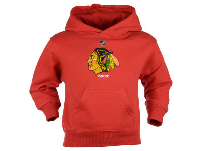 Chicago Blackhawks NHL Toddler Primary Logo Hoodie 2015
