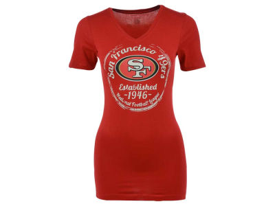 San Francisco 49ers NFL Women's Circled T-Shirt