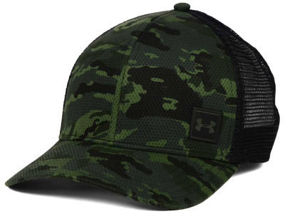 Under Armour Low Crown Camo SB Cap