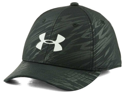 Under Armour Youth Boys Curved STR Hat