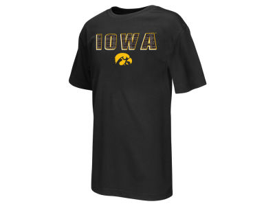 Iowa Hawkeyes NCAA Youth Circuit Board Poly T-Shirt