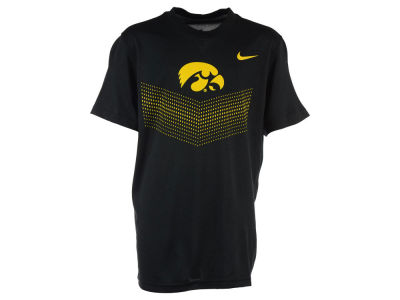 Iowa Hawkeyes Nike NCAA Youth Legend Sideline T-Shirt