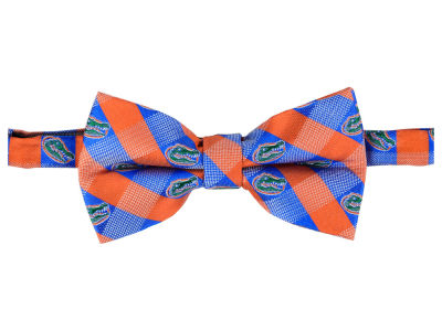 Florida Gators Bow Tie Checkered Repeat
