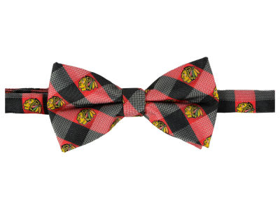 Chicago Blackhawks Bow Tie Checkered Repeat