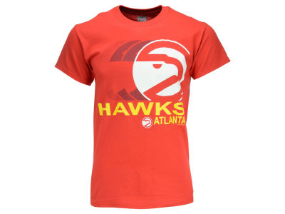 Atlanta Hawks Majestic NBA Men's SB Hookup T-Shirt