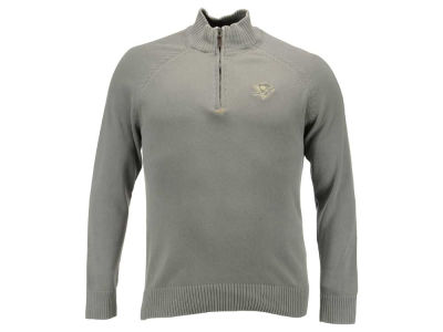 Pittsburgh Penguins NHL Men's Excalibur 1/4 Zip Pullover Sweater