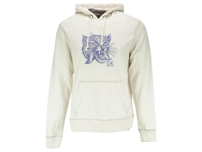 Kentucky Wildcats '47 NCAA Men's Retro Mascot Sleeve Hit Slugger Hoodie