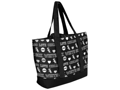 Chicago White Sox Love Print Weekend Tote
