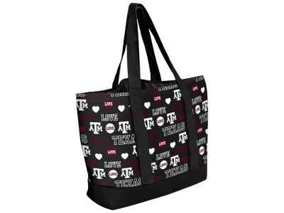 Texas A&M Aggies Love Print Weekend Tote