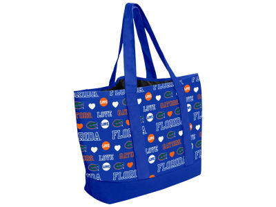 Florida Gators Love Print Weekend Tote