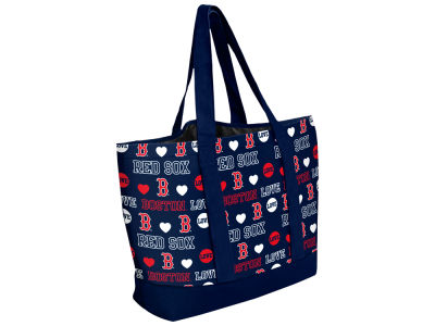 Boston Red Sox Love Print Weekend Tote
