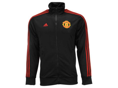 Manchester United adidas Soccer Club Team Track Jacket