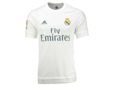 Real Madrid adidas Club Soccer Men's Team Home Jersey
