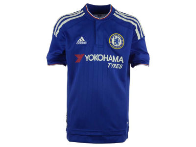 Chelsea adidas Club Soccer Youth Home Jersey