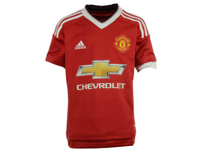 Manchester United adidas Club Soccer Youth Home Jersey